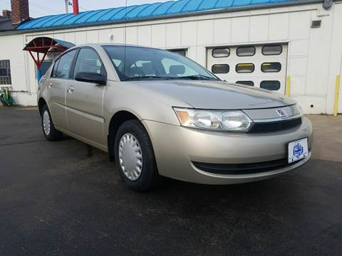 2004 Saturn Ion for sale at THE AUTO SHOP ltd in Appleton WI