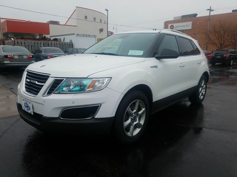 2011 Saab 9-4X for sale at THE AUTO SHOP ltd in Appleton WI