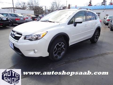 subaru xv crosstrek for sale in appleton wi. Black Bedroom Furniture Sets. Home Design Ideas