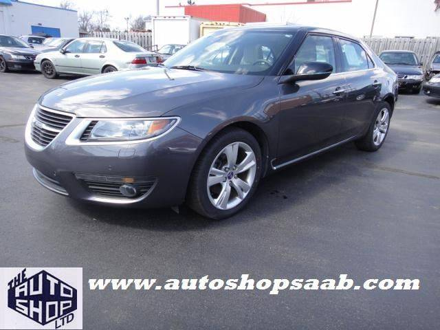 2011 saab 9 5 turbo4 premium 4dr sedan in appleton wi. Black Bedroom Furniture Sets. Home Design Ideas