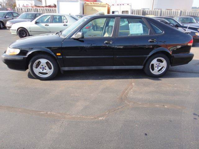 1999 Saab 9-3 for sale at THE AUTO SHOP ltd in Appleton WI