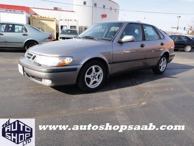 2001 Saab 9-3 for sale at THE AUTO SHOP ltd in Appleton WI