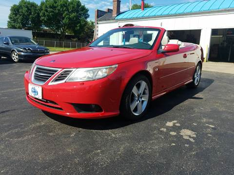 2008 Saab 9-3 for sale at THE AUTO SHOP ltd in Appleton WI