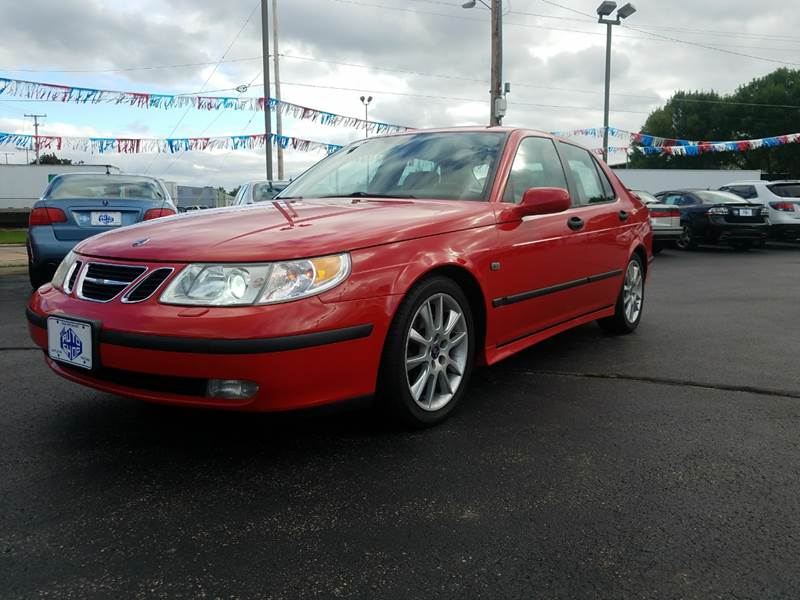2003 Saab 9-5 for sale at THE AUTO SHOP ltd in Appleton WI