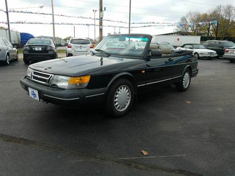 1994 Saab 900 for sale at THE AUTO SHOP ltd in Appleton WI