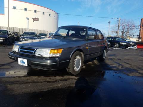 1991 Saab 900 for sale at THE AUTO SHOP ltd in Appleton WI
