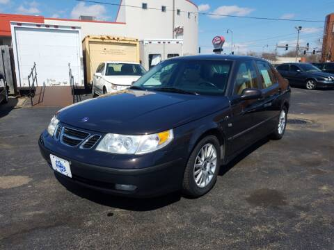 2004 Saab 9-5 for sale at THE AUTO SHOP ltd in Appleton WI