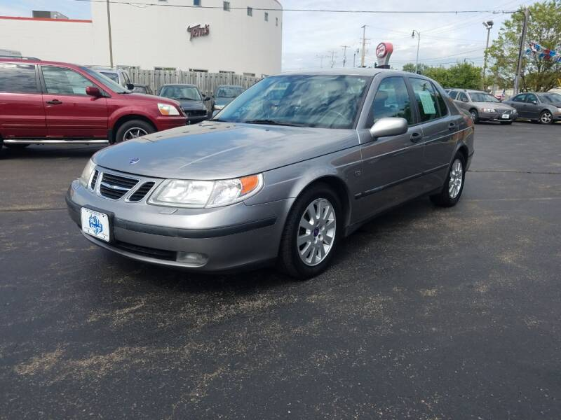 2002 Saab 9-5 for sale at THE AUTO SHOP ltd in Appleton WI
