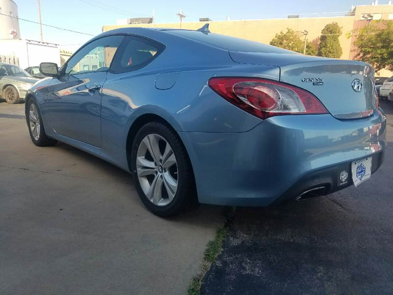 2012 Hyundai Genesis Coupe 2.0T 2dr Coupe - Appleton WI