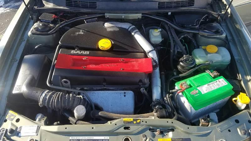 1999 Saab 9-3 2dr Turbo Convertible - Appleton WI