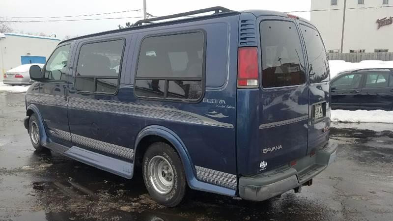 1996 GMC Savana Cargo 3dr G1500 Cargo Van - Appleton WI