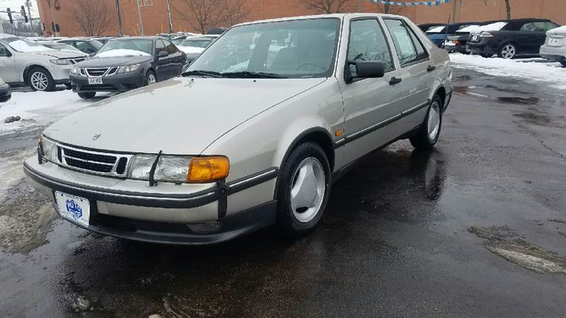 1996 Saab 9000 for sale at THE AUTO SHOP ltd in Appleton WI