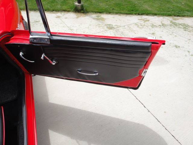 1967 Sunbeam Tiger Roadster - Appleton WI