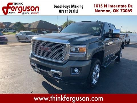 2017 GMC Sierra 2500HD for sale in Colorado Springs, CO