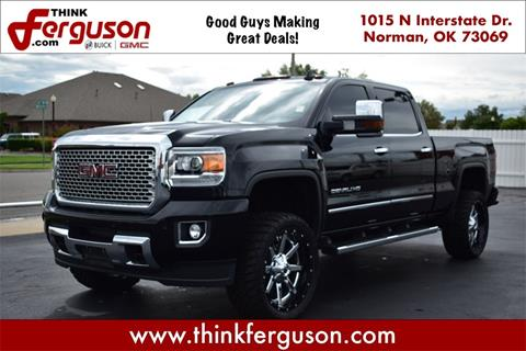 2016 GMC Sierra 3500HD for sale in Colorado Springs, CO