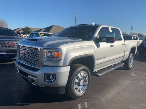 2019 GMC Sierra 2500HD for sale in Colorado Springs, CO