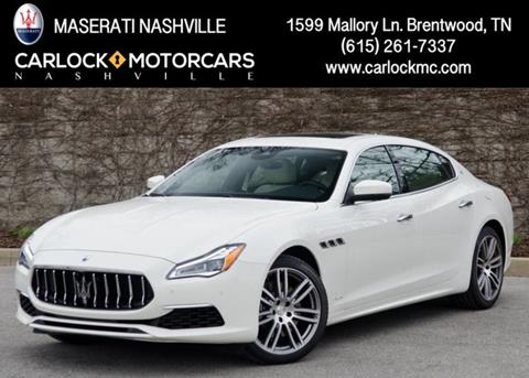 Maserati For Sale in Tennessee - Carsforsale.com®