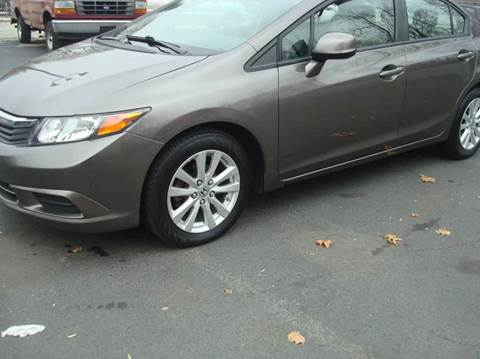 2012 Honda Civic for sale in Cranston, RI