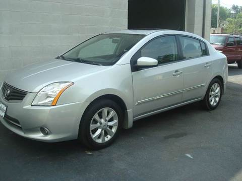2012 Nissan Sentra for sale in Cranston, RI