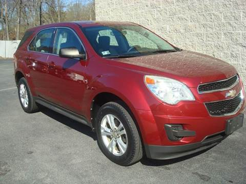 2010 Chevrolet Equinox for sale in Cranston, RI