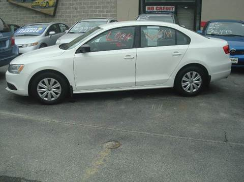 2012 Volkswagen Jetta for sale in Cranston, RI