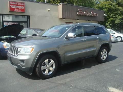 2011 Jeep Grand Cherokee for sale in Cranston, RI