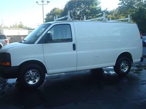 2010 Chevrolet Express Cargo for sale in Cranston, RI