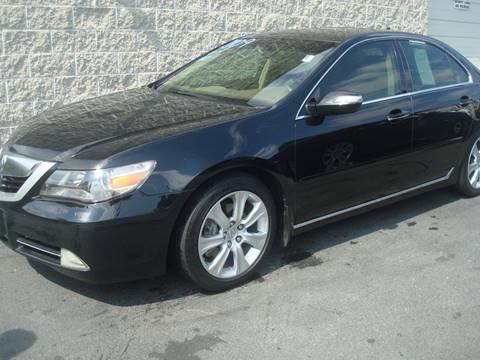 2009 Acura RL for sale in Cranston, RI