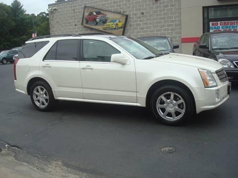 2005 Cadillac SRX for sale in Cranston, RI