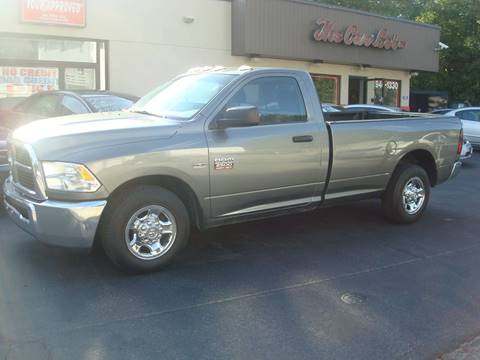 2012 RAM Ram Pickup 2500 for sale in Cranston, RI