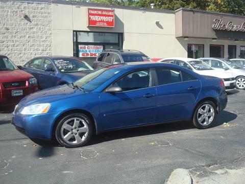 2007 Pontiac G6 for sale in Cranston, RI