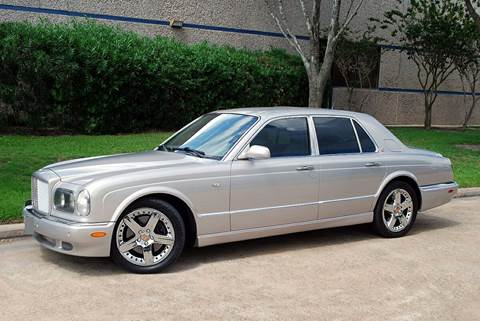 Bentley Arnage For Sale In New York Ny Carsforsale