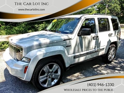 2012 Jeep Liberty for sale in Cranston, RI