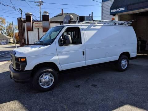2009 Ford E-Series Cargo for sale in Cranston, RI