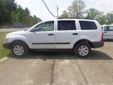 2005 Dodge Durango for sale at Upstate Auto Sales Inc. in Pittstown NY