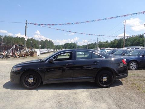 2013 Ford Taurus for sale at Upstate Auto Sales Inc. in Pittstown NY