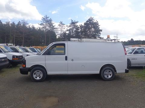 2004 Chevrolet Express Cargo for sale in Pittstown, NY