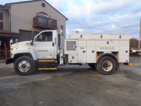 2009 GMC C8500 for sale in Pittstown, NY