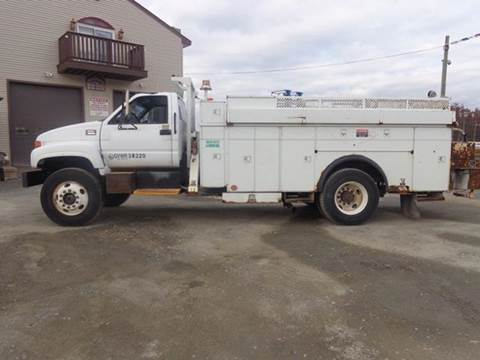 2002 GMC C7500 for sale in Pittstown, NY