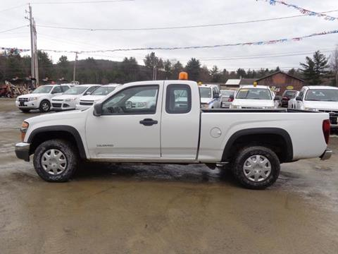2004 Chevrolet Colorado For Sale In Pittstown Ny