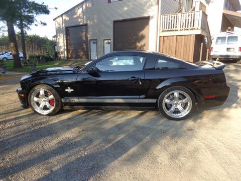 2007 Ford Shelby GT500 for sale at Upstate Auto Sales Inc. in Pittstown NY