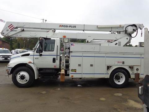 2007 International DuraStar 4300 for sale in Pittstown, NY