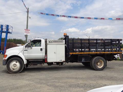 2006 Ford F-750 Super Duty for sale in Pittstown, NY