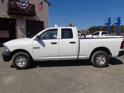 2013 RAM Ram Pickup 1500 for sale at Upstate Auto Sales Inc. in Pittstown NY