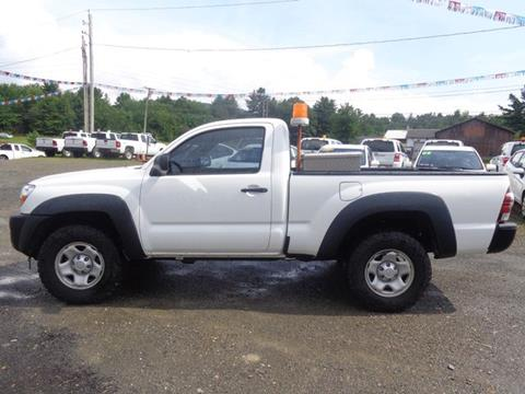 2011 Toyota Tacoma for sale at Upstate Auto Sales Inc. in Pittstown NY