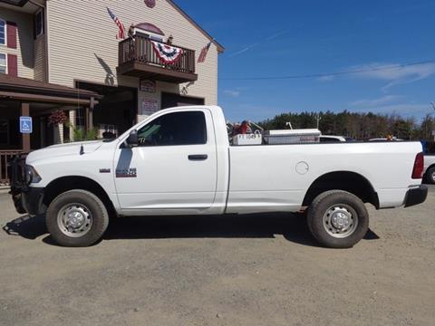 2013 RAM Ram Pickup 2500 for sale at Upstate Auto Sales Inc. in Pittstown NY