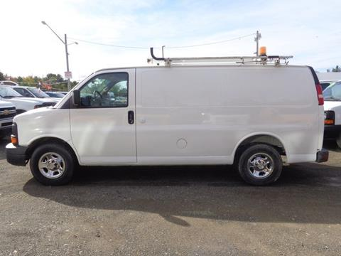 2005 Chevrolet Express Cargo for sale in Pittstown, NY