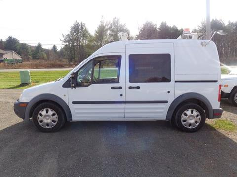 2013 Ford Transit Connect for sale at Upstate Auto Sales Inc. in Pittstown NY