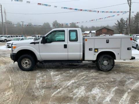 2012 Ford F-250 Super Duty for sale at Upstate Auto Sales Inc. in Pittstown NY