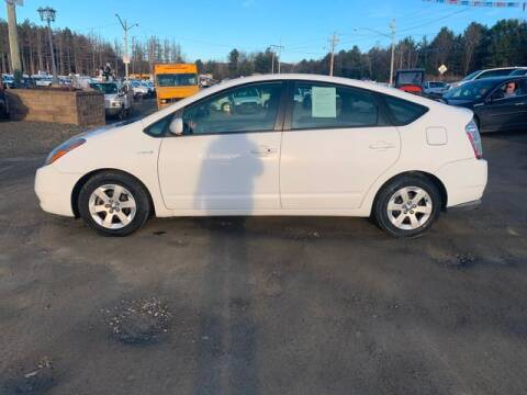 2008 Toyota Prius for sale at Upstate Auto Sales Inc. in Pittstown NY